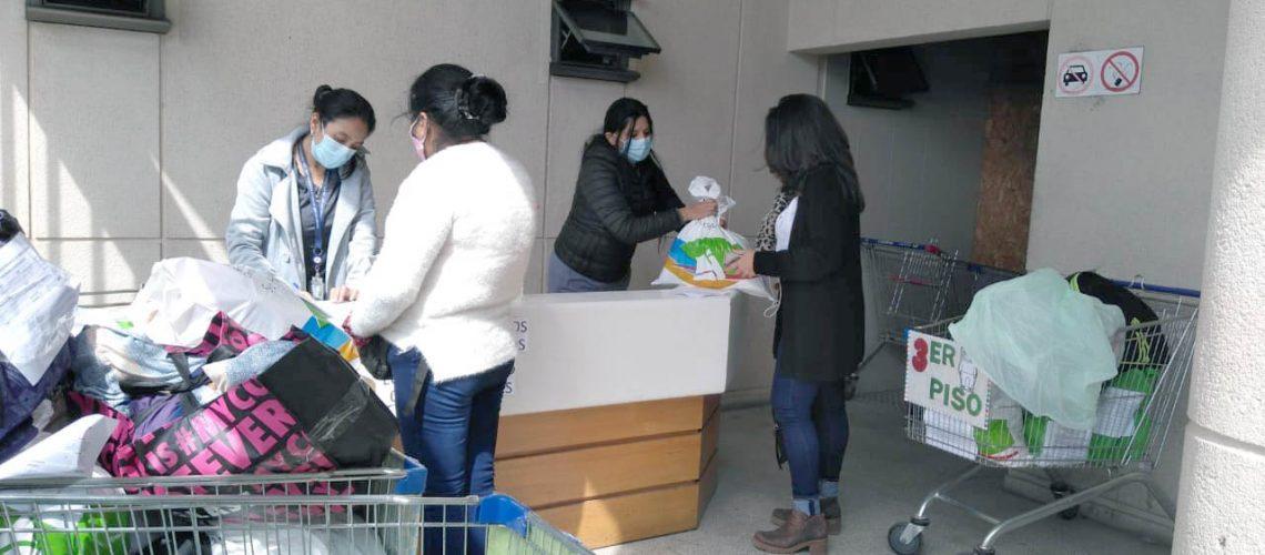 01 ENTREGA DE ARTICULOS PERSONALES HOSPITAL DE ARICA