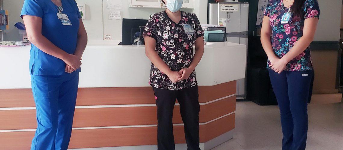 EQUIPO ONCOLOGIA PACIENTES HOSPITALIZADOS